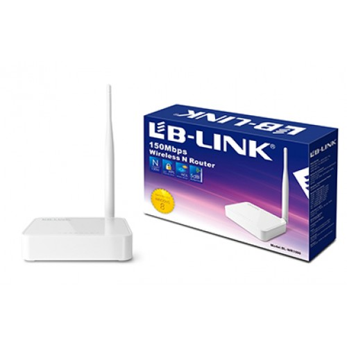 Wireless router LB-Link BL-WR1000